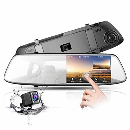 toguard backup dashcam
