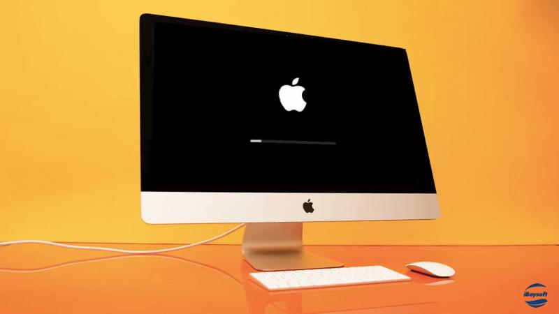 How to fix Mac stuck on loading bar? - Techscopy