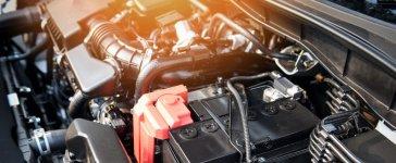 unused car battery