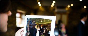 wedding live stream