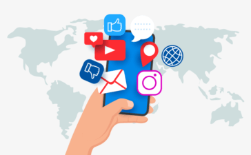 promote business through social media